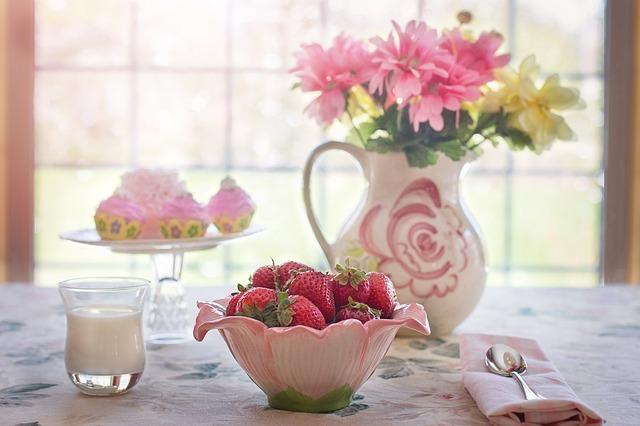 miska jahod