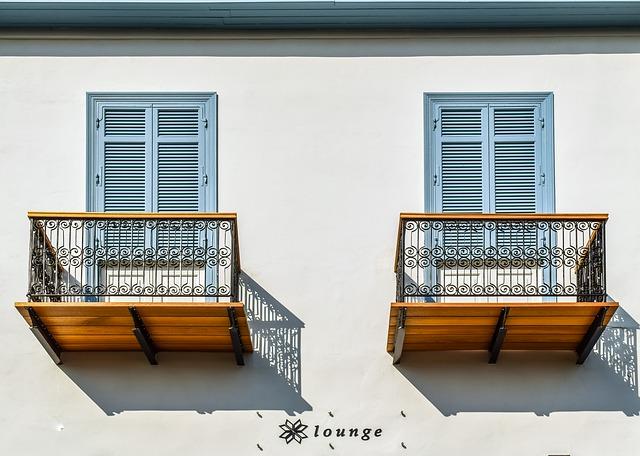 Aj malý balkón vám môže poskytnúť veľa pohodlia