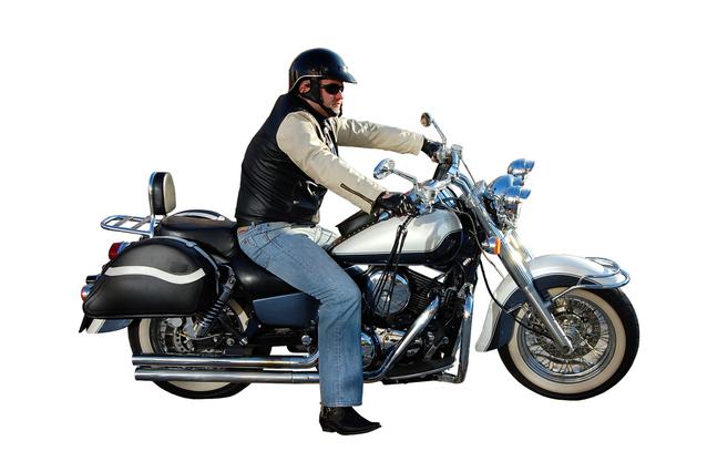 Motorkár, chopper, model