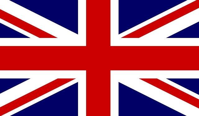 UK vlajka