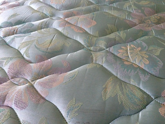 povrch matrace